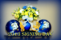 BHS Signing Day 2012-2013