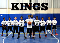 Kings Basketball 2017