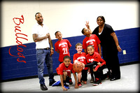 Bulldogs REC Basketball 2015
