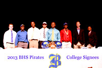 BHS Signing Day 2014