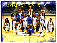 BHS Ladies Basketball 2015