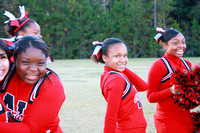 Needwood Cheerleaders 2011