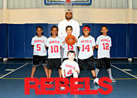 Mystics & Rebels Basketball 2018